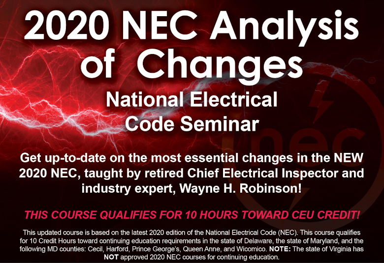 2020 Analysis of Changes Learn how to wire a transformer and get a refresher on the code in this hands-on training course